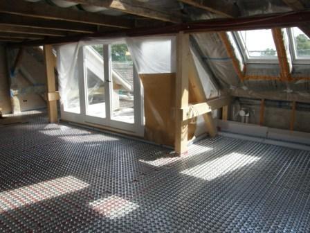 Fußboden Im Dachgeschoss ~ Fußbodenheizung im dachgeschoss ist das möglich